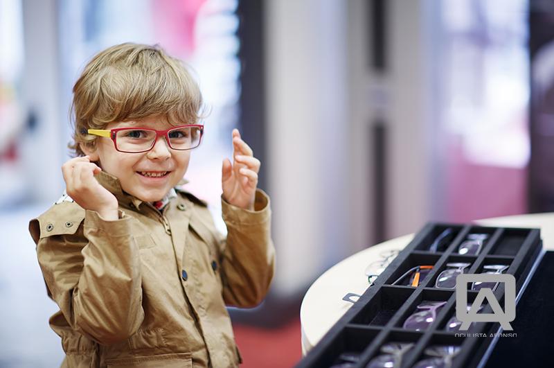 O que precisa de saber sobre óculos de criança - Oculista Afonso 926a5a50db