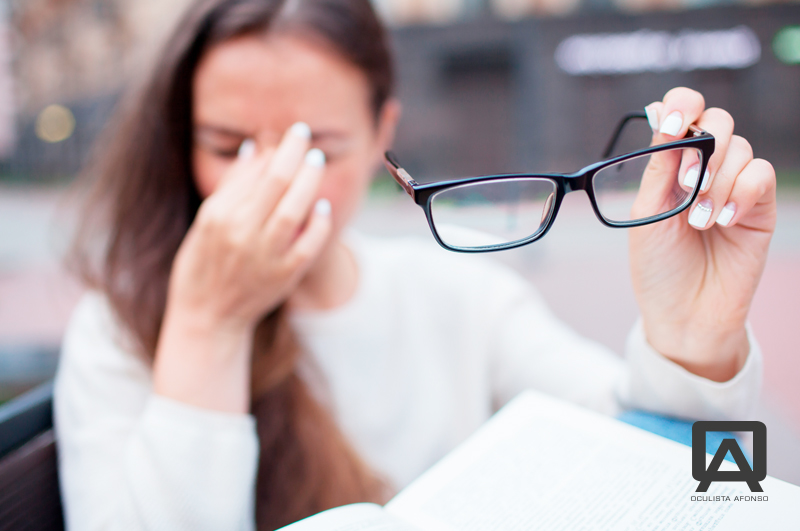 Miopia – Tenho miopia, e agora?