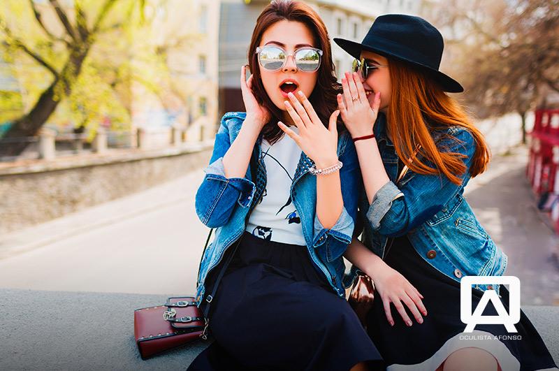 A importância de usar óculos de sol no Inverno