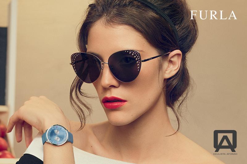 Conheça a nova coleção de óculos de sol Furla