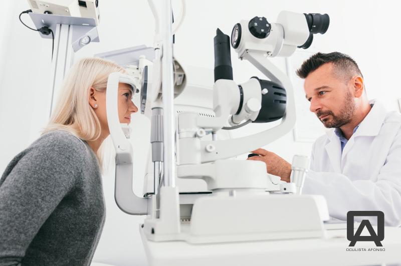 Quer usar lentes de contacto? Marque a consulta de contactologia!