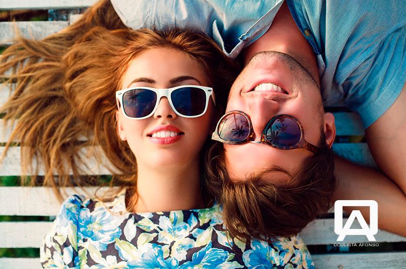Como escolher os óculos de sol perfeitos para o seu tipo de rosto
