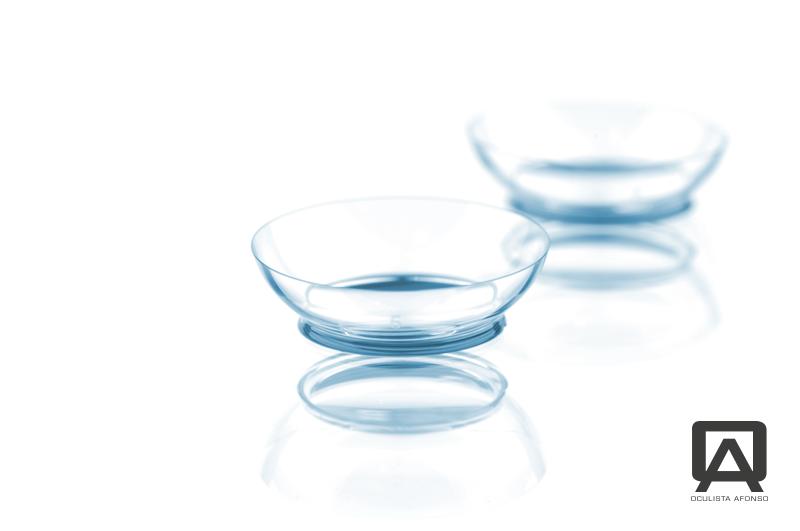 Conheça os diferentes tipos de lentes de contacto