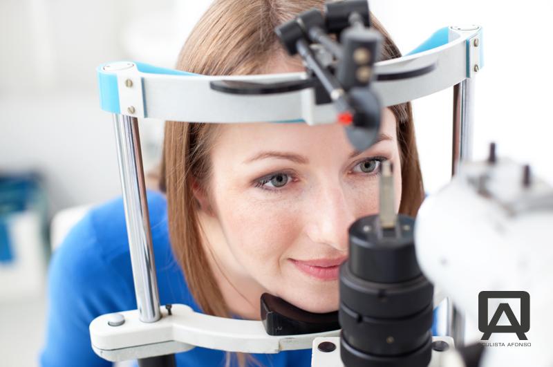 A importância de consultas e exames oculares